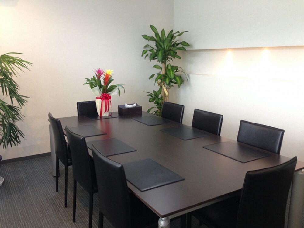 事務所の相談室